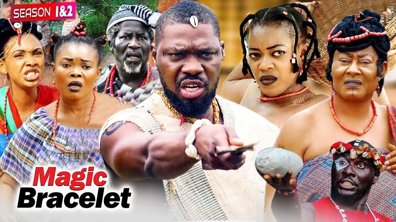 Download THE MAGIC BRACELET part 1&2 (New Epic Movie) - 2021 LATEST NIGERIAN MOVIE/ LATEST NOLLYWOOD MOVIE
