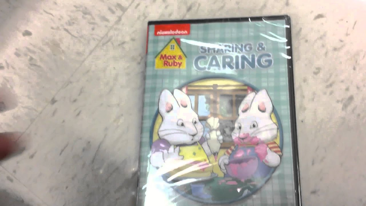 Max Amp Ruby Sharing Amp Caring 2015 Dvd Youtube
