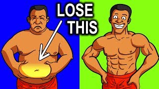 5 Mistakes Stopping You From Losing Belly Fat