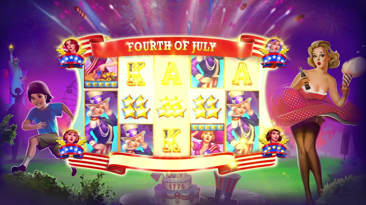 Spiele 4th Of July - Video Slots Online