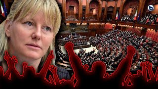 Italian politician Sara Cunial accuses Bill Gates and the corrupt parliament On May 14, 2020 Congresswoman Sara Cunial accuses Bill Gates and his foundation of ultimate corruption., From YouTubeVideos