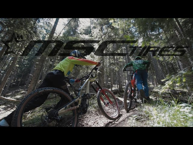 MSC tires Gripper | test day with Pau Olm and Oriol Olm