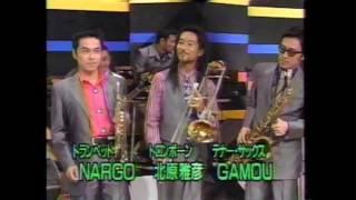 「タモリの音楽は世界だ」に東京スカパラダイスオーケストラが出演した...