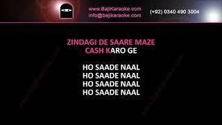 Na na na na re - Video Karaoke - Daler Mehdi - by Baji Karaoke