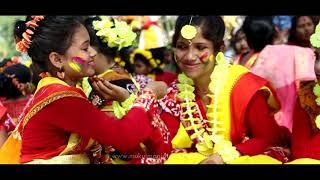 Mukutmanipur Palash Utsav 2018 HD   মুকুটমণিপুর পলাশ উৎসব
