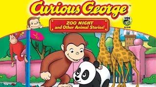 Jorge el Curioso - Curious George: Zoo Animal Match Full Episode Game