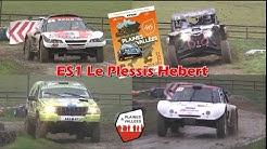 46th Rallye Plaines & Vallees 2019 - ES1 Le Plessis Hebert