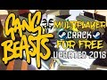 Download Gang Beasts with Multiplayer Crack updated 2018
