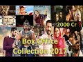 Box Office Collection of Baahubali 2, Dangal, Sachin A Billion Dreams, Half GirlFriend, Hindi Medium