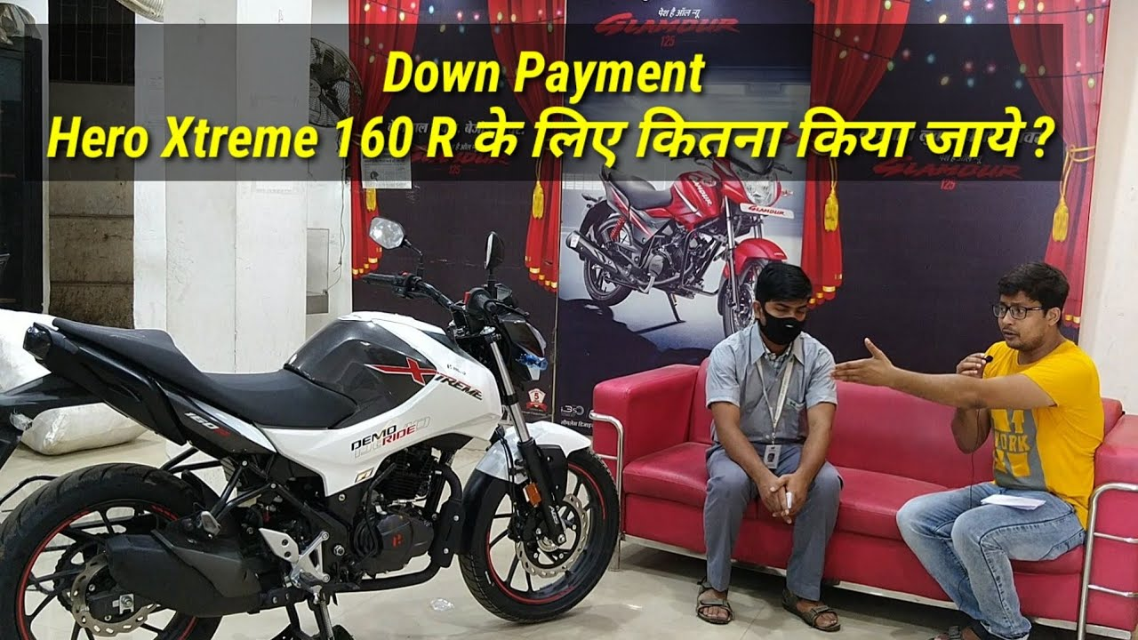 2020 Hero Xtreme 160R Finance EMI Cost | Down Payment | Easy Loan Details | PATNA BIKES