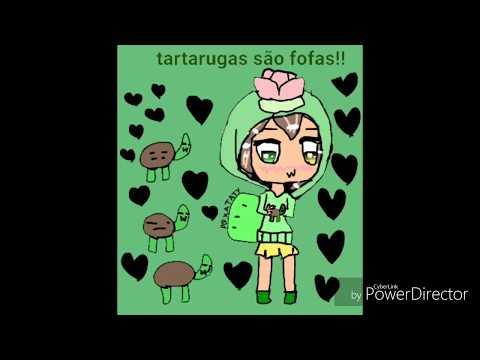 Para o cuncurso de desenho e edits da garota turtle