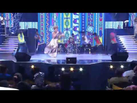 Margaret Performs Khona By Mafikizolo On #MTNPROJECTFAME Season 6.0 Travel Video