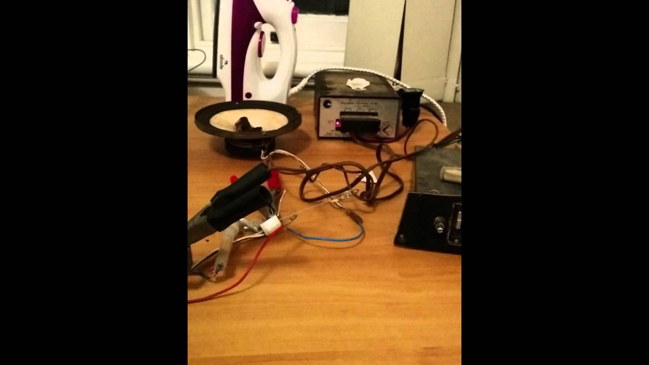 Hitachi Radio Tm 1081zbs Datsun 240z Test Youtube Wiring