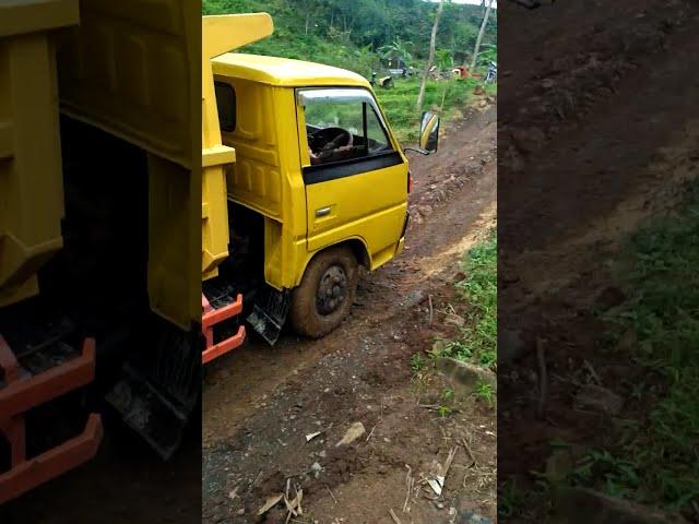 Dam truck juara 1