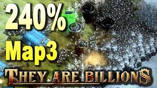 240% - Map3 - Viel Spaß! | They are Billions [Deutsch]