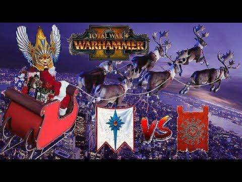 Skaven vs High Elves | SURTHA-ELF Ft. Dahvplays : Total War Warhammer 2