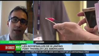 Driss Ghali : «Donald Trump est en train de toucher à un dogme majeur de la mondialisation»