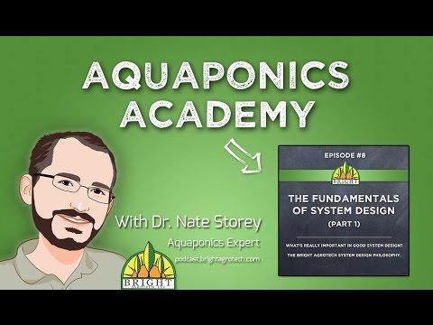Aquaponics, Part 2: Designing an Aquaponic System