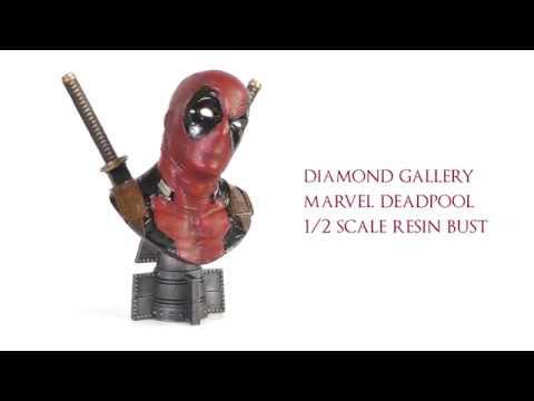 DIAMOND SELECT Legendary Comics Venom 1//2 Scale Bust 25 cm Statua