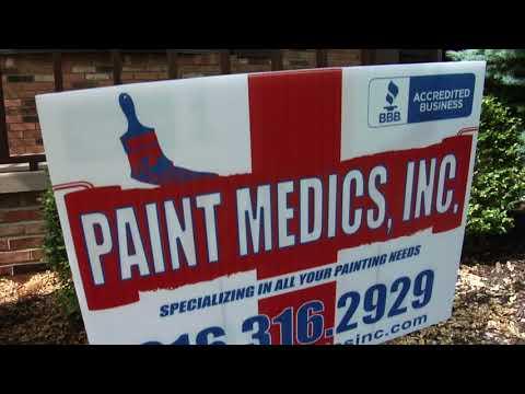 Paint Medics Commercial