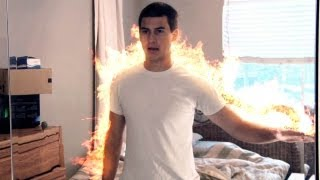"Super Powers Episode 1 ""Human Torch"""