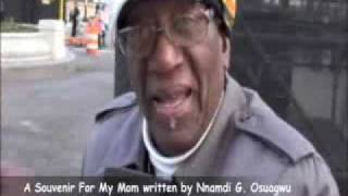 A Souvenir For My Mom - January 20, 2009 Inauguration Day Interviews - Al Lipscomb Thumbnail