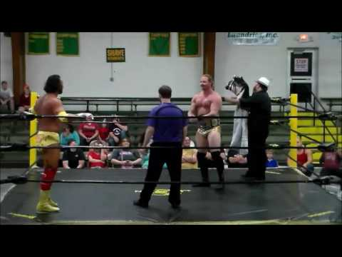 Rob Conway wins the NWA Supreme Championship for the Third Time Against Josh Lewis!
