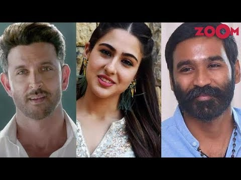 Sara Ali Khan, Dhanush and Hrithik Roshan to star in Aanand L Rai's next film? Mp3