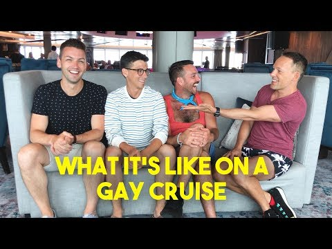 Being On A Gay Cruise Alone Vs With A Partner