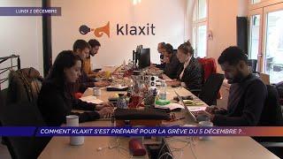 Yvelines | Comment Klaxit s'est préparé pour la grève du 5 décembre ?