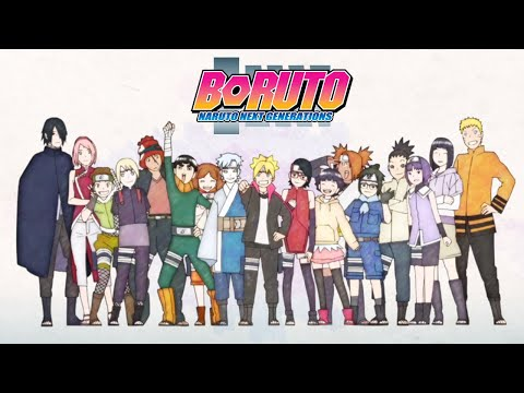 Boruto: Naruto Next Generations - Opening 6 | Teenage Dream