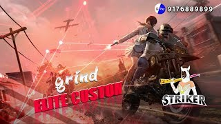 🔴 ELITE CUSTOMS || PUBG MOBILE || RAVEN ESPORTS #Live #sTrikeRYT #TeamTAMILAS