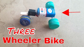 how to make a motorcycle at home