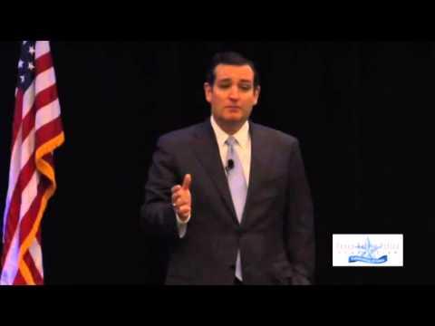 Sen. Ted Cruz at Texas Public Policy Foundation's 2014 Policy Orientation