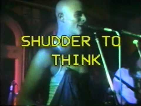 SHUDDER TO THINK - NAGOLD 1989