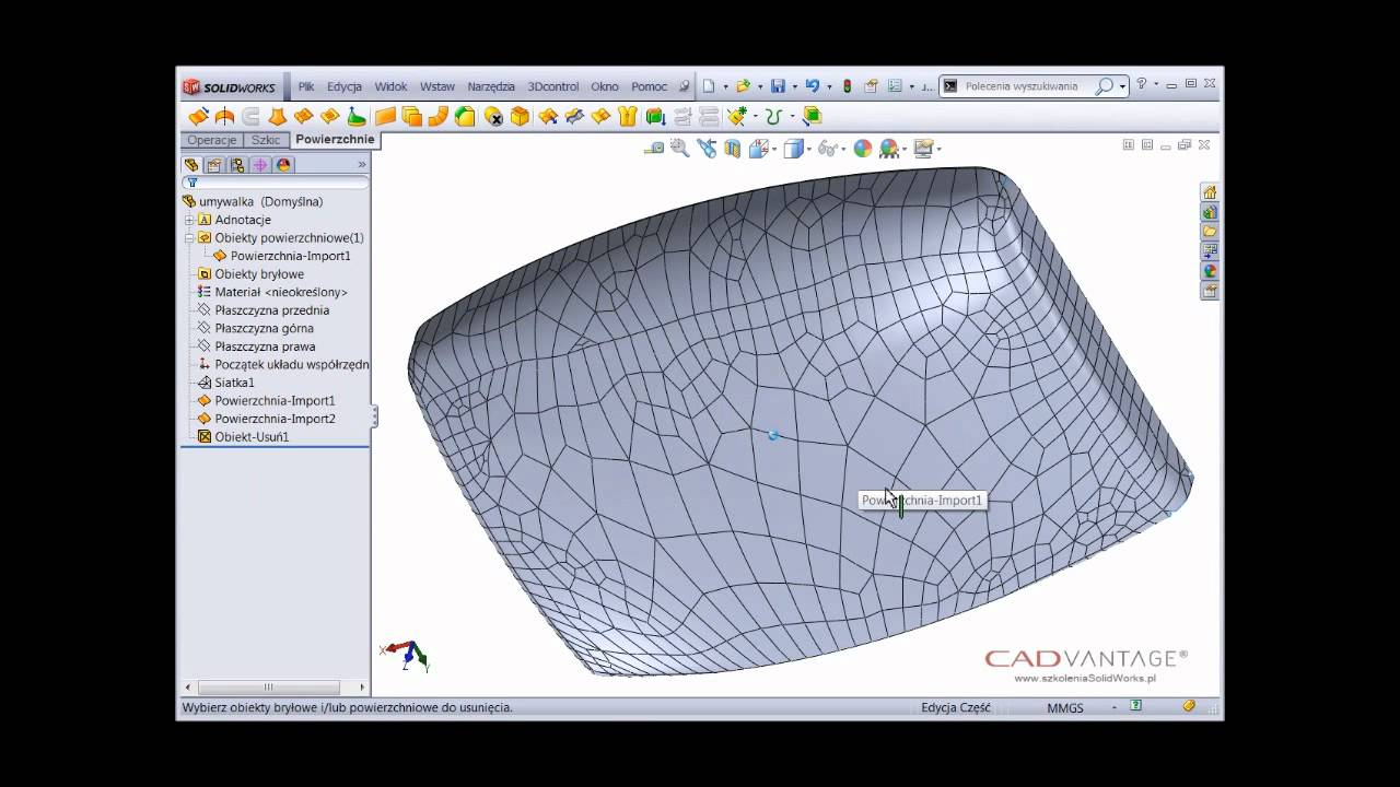 Scan to 3D SolidWorks cz 1