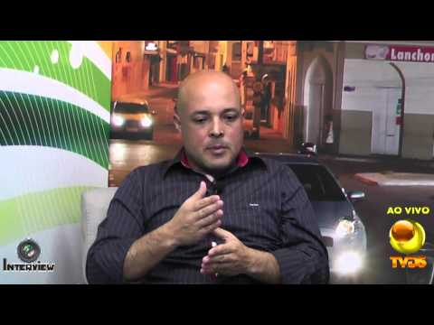 Interview com o empresário Armando Viana - 08102014