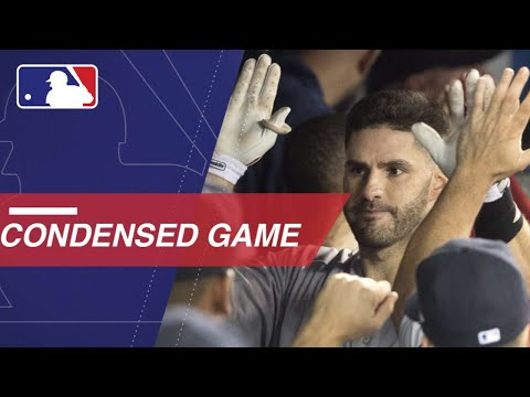 Condensed Game: BOS@TOR - 8/7/18