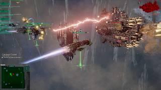 Battlefleet Gothic Armada - Space Hulk encounter