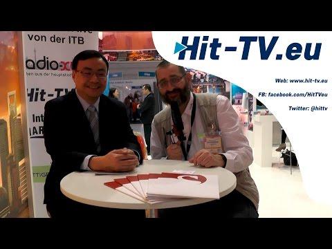 ITB 2017 Interview - Derek Lin Swan Hotels China
