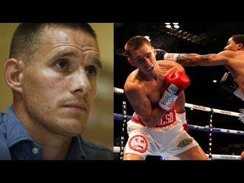 """LIAM WALSH IMMEDIATE REACTION TO TKO LOSS; RATES GERVONTA DAVIS SPEED: """"GUTTED"""""""