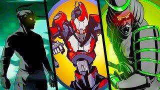 БИТВА С КРОНОСом мультик для детей игра Shadow Fight 2 бой с тенью видео для детей от FGTV