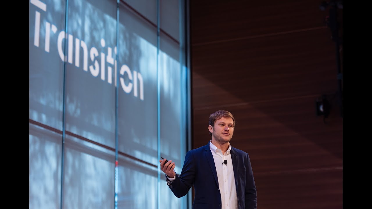 Transition 2015: Max Roser on Lifting the World Out of Poverty