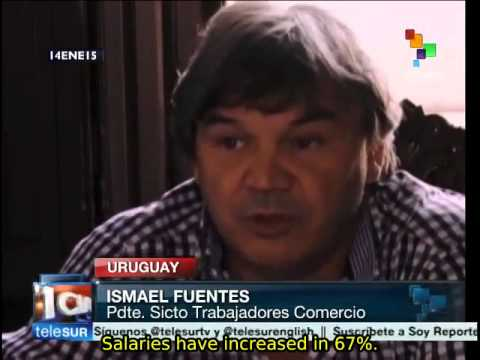 Uruguay: Supermarket workers win higher salaries