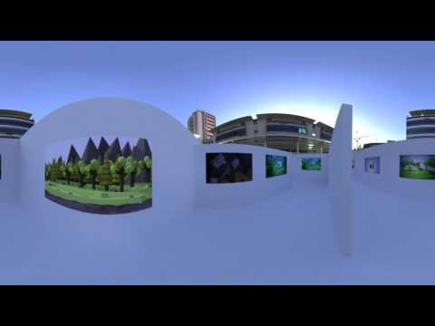 360 ° - Museum Tour - Graphic' Art