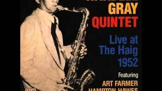 "Wardell Gray Sextet - Ladybird (""The Haig"" Club, 1952)"