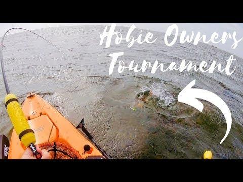 2019 Hobie Owners Kayak Fishing Tournament In Corpus Christi!
