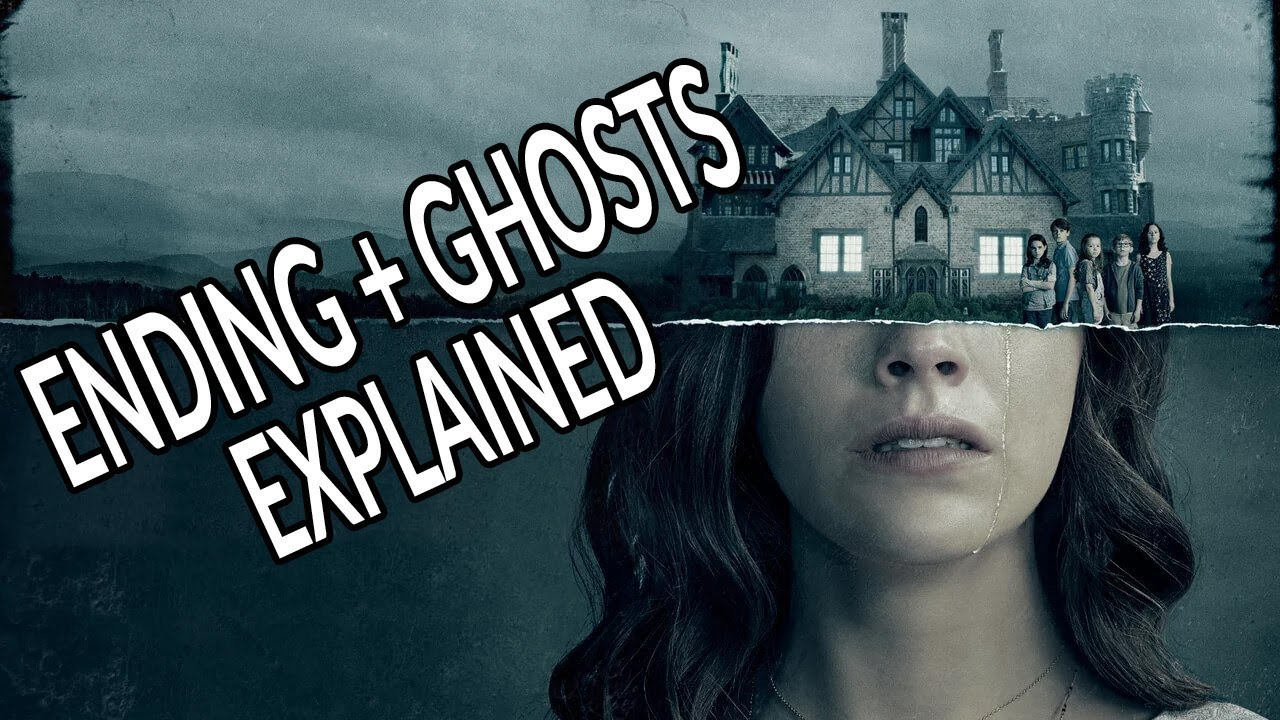 The Haunting Of Hill House Ending Ghosts Explained Youtube
