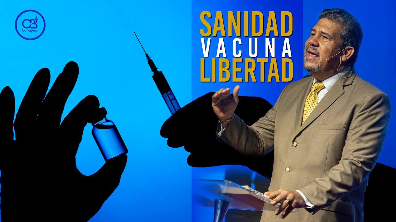 Servicio Dominical | Sanidad Vacunas & Libertad  | Domingo 6 De Junio 2021