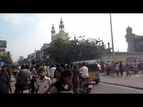 Hyderabad, muslim area